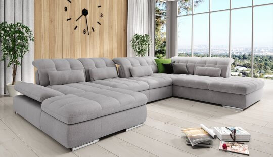 European Style Sectional Sofas | San Marco Furniture